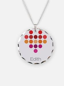 I Heart Edith Necklace