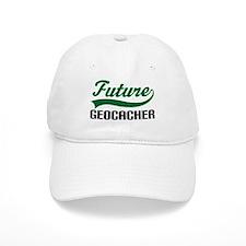 Future Geocacher Baseball Cap