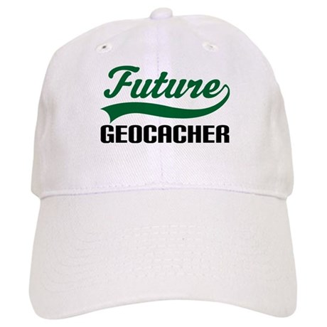 Future Geocacher Cap