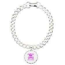 NCIS Abby 4N6 Chick Bracelet