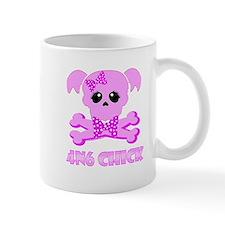 NCIS Abby 4N6 Chick Mug