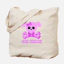 NCIS Abby 4N6 Chick Tote Bag
