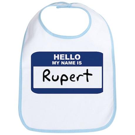 Hello: Rupert Bib