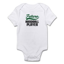 Future Handball Player Infant Bodysuit