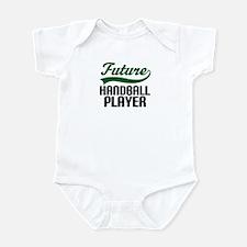 Future Handball Player Infant Bodysuit