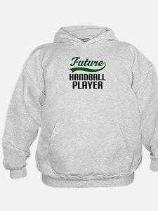 Future Handball Player Hoodie