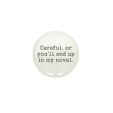 Cute Writer Mini Button (100 pack)