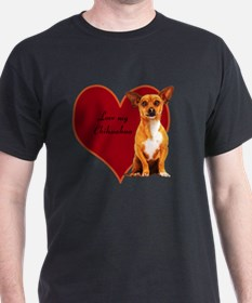 Love my Chihuahua T-Shirt