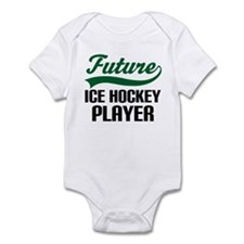 Future Ice Hockey Player Infant Bodysuit