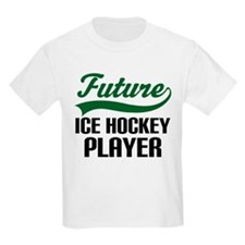 Future Ice Hockey Player T-Shirt