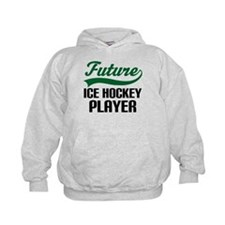 Future Ice Hockey Player Hoodie