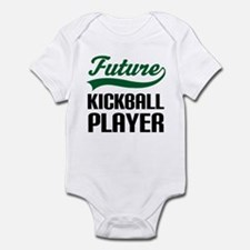 Future Kickball Player Infant Bodysuit