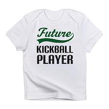 Future Kickball Player Infant T-Shirt