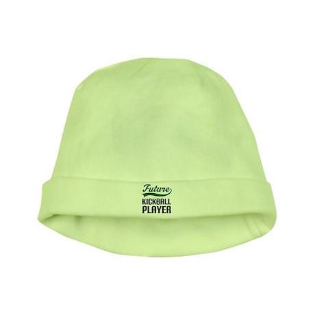 Future Kickball Player baby hat