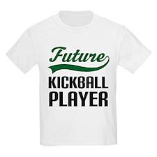 Future Kickball Player T-Shirt