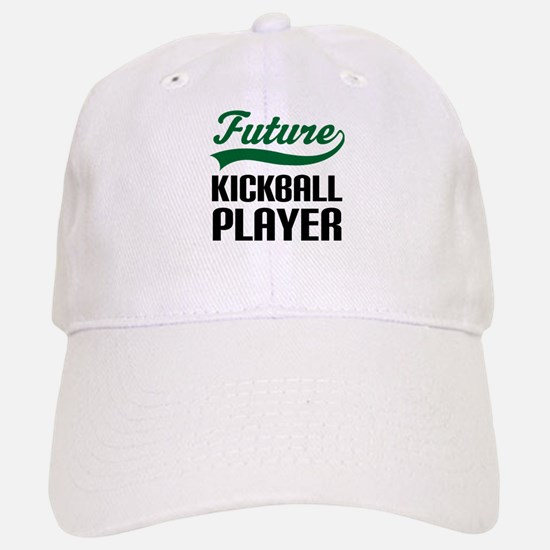 Future Kickball Player Baseball Baseball Cap