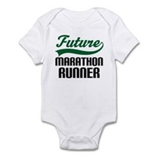 Future Marathon Runner Infant Bodysuit