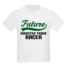 Future Monster Truck Racer T-Shirt