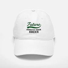 Future Monster Truck Racer Baseball Baseball Cap