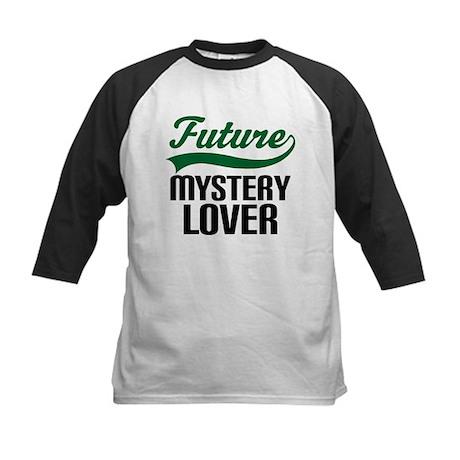 Future Mystery Lover Kids Baseball Jersey
