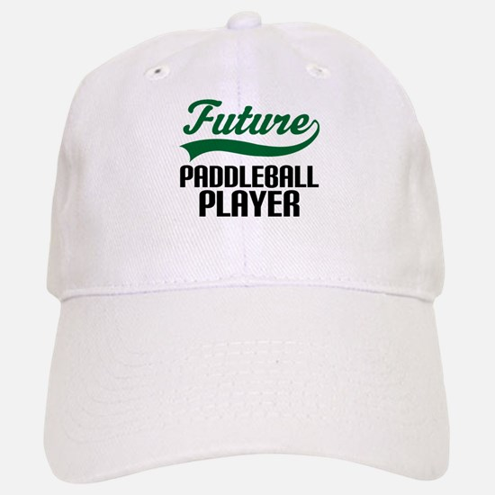 Future Paddleball Player Baseball Baseball Cap