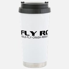 Cute R Travel Mug