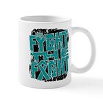 Fight The Fight Ovarian Cancer Mug
