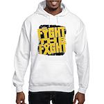 Fight The Fight Neuroblastoma Hooded Sweatshirt