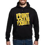 Fight The Fight Neuroblastoma Hoodie (dark)