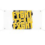 Fight The Fight Neuroblastoma Banner