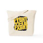 Fight The Fight Neuroblastoma Tote Bag