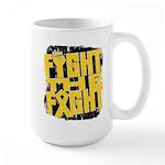 Fight The Fight Neuroblastoma Large Mug
