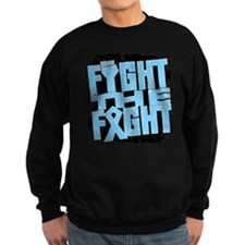 Fight The Fight Prostate Cancer Sweatshirt