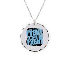 Fight The Fight Prostate Cancer Necklace