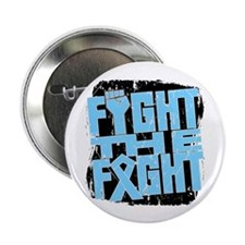"Fight The Fight Prostate Cancer 2.25"" Button (10 p"