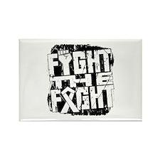 Fight The Fight Retinoblastoma Rectangle Magnet