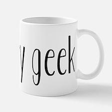 History Geek Mug