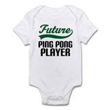 Future Ping Pong Player Onesie