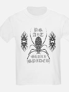 Skull Spider Large T-Shirt