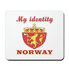My Identity Norway Mousepad