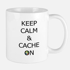 Keep Calm & Cache On Mug