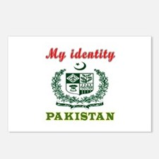 My Identity Pakistan Postcards (Package of 8)