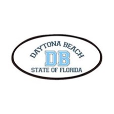 Daytona Beach - Varsity Design. Patches