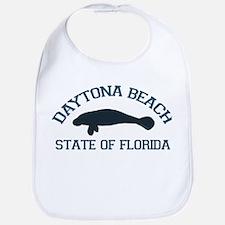 Daytona Beach - Manatee Design. Bib