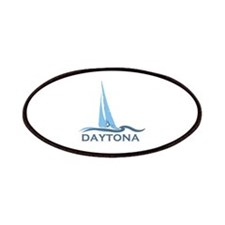 Daytona Beach - Sailing Design. Patches