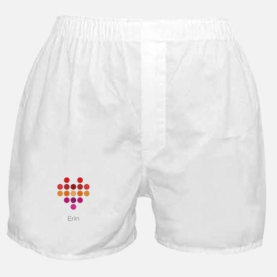I Heart Erin Boxer Shorts