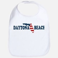 Daytona Beach - Map Design. Bib