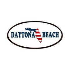 Daytona Beach - Map Design. Patches