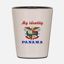 My Identity Panama Shot Glass