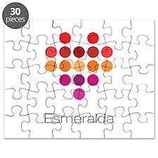 I Heart Esmeralda Puzzle